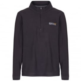 Boys Hotshot II Fleece Seal Grey
