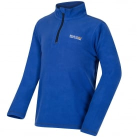 Boys Hotshot II Fleece Surfspray/Navy
