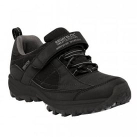 Boys Trailspace Shoe Black