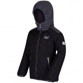 Boys Volcanics Jacket Black