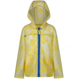 Girls Epping Jacket Spring Yellow