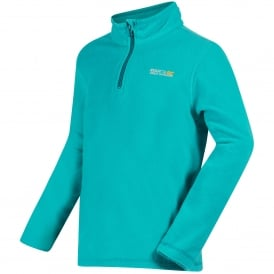 Girls Hotshot II Fleece Aqua/Enamel
