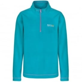 Girls Hotshot II Fleece Aqua