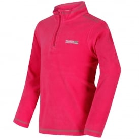 Girls Hotshot II Fleece Hot Pink