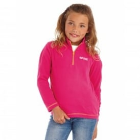 Girls Hotshot II Fleece Jem/Glowlight