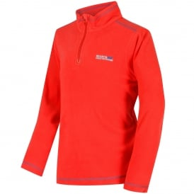 Girls Hotshot II Fleece Neon Peach