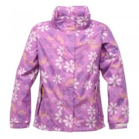 Girls Lisa Jacket Dewberry Floral
