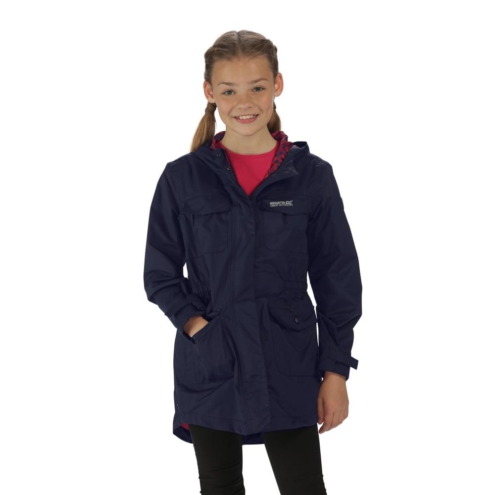 Regatta Kids Treasure II Waterproof Jacket