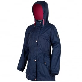 Girls Trifonia Jacket Navy