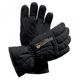 Kids Elmer Gloves Black
