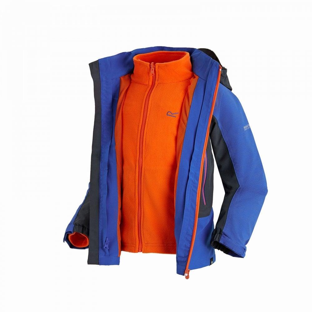 b9960cd1077e Regatta Kids Hydrate III 3 in 1 Jacket Oxford Blue - Kids from Great ...