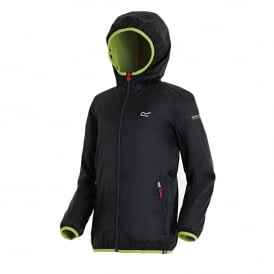 Kids Lever II Jacket Black