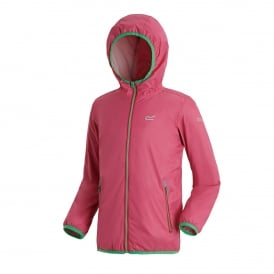 Kids Lever II Jacket Hot Pink