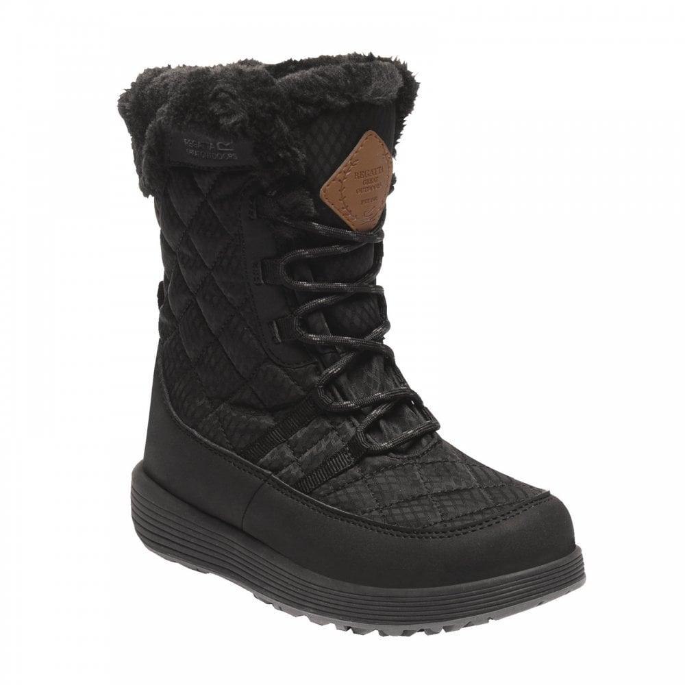 d20090a9b19 Kids Medley Snow Boot Black