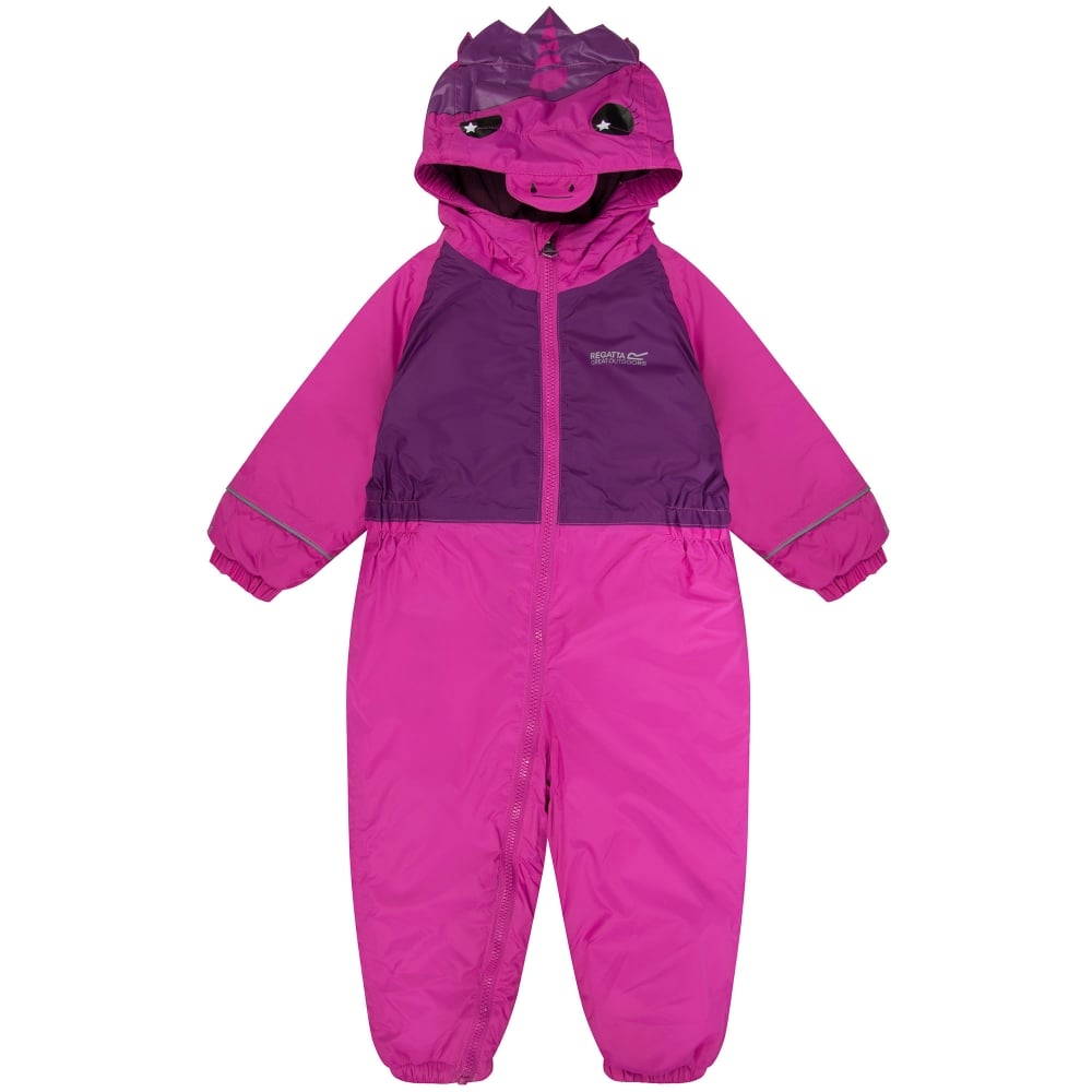 Regatta Childrens Mud Play II All-in-One Suit