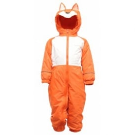 Kids Mudplay Suit Koi Orange/White Fox