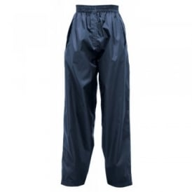 Kids Pack-It Overtrousers Midnight