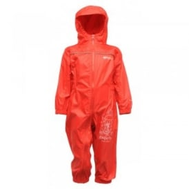 Kids Puddle III Suit Pepper