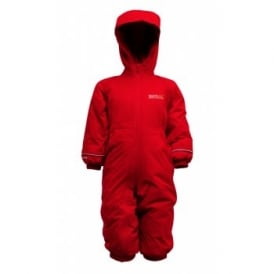 Kids Splosh II Suit Pepper