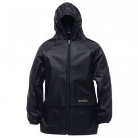 Kids Stormbreak Jacket Black