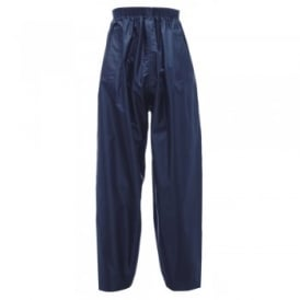 Kids Stormbreak Overtrousers Navy