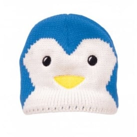 Kids Viva Animal Hat French Blue
