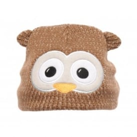 Kids Viva Animal Hat Partridge Owl