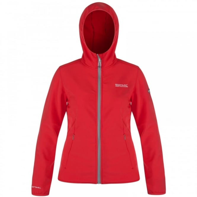 c2e64e34394 Regatta Ladies Arec Softshell Jacket Coral Blush - Ladies from Great ...