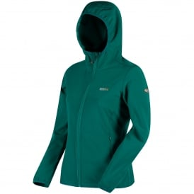 Ladies Arec Softshell Jacket Deep Lake