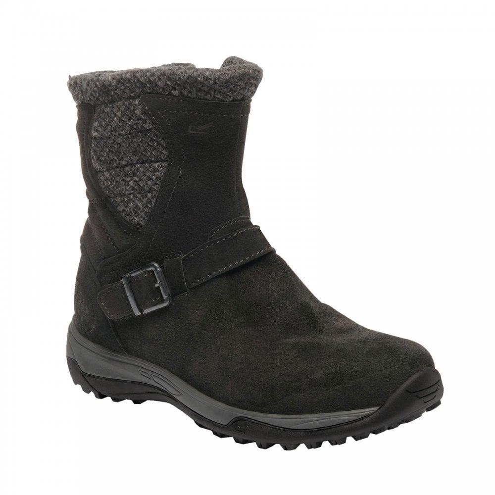 Regatta Ladies Argyle Snow Boot Black
