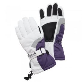 Ladies Astrid Glove White