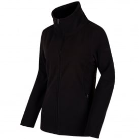 Ladies Cathie III Fleece Jacket Black