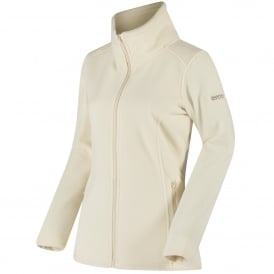 Ladies Cathie III Fleece Jacket Light Vanilla