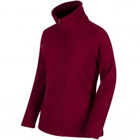 Ladies Cathie III Fleece Jacket Pimento