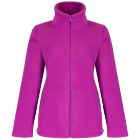 Ladies Cathie III Fleece Jacket Vivid Viola