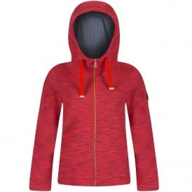 Ladies Closinda Fleece Molten