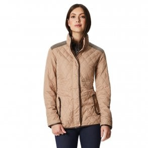85a3ebfb67a0e Regatta Ladies Penthea Jacket Sand - Ladies from Great Outdoors UK