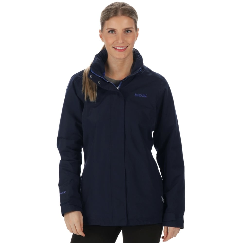 Regatta Ladies Daysha Jacket Navy - Ladies from Great Outdoors UK