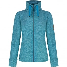 Ladies Endora Fleece Pagoda Blue