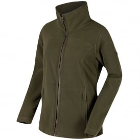 Ladies Fayona Fleece Ivy Green