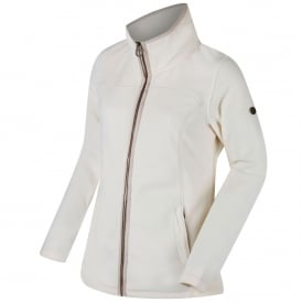 Ladies Fayona Fleece Light Vanilla