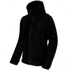 Ladies Halsey Fleece Black