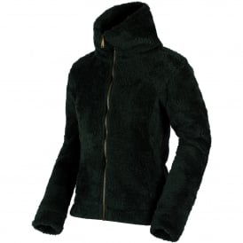 Ladies Halsey Fleece Deep Pine