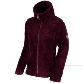 Ladies Halsey Fleece Fig
