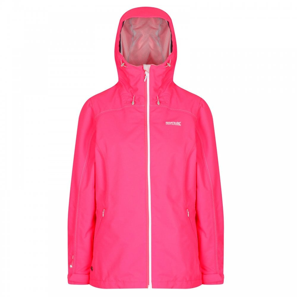 Regatta Women/'s Hamara II Lightweight Waterproof Breathable Jacket