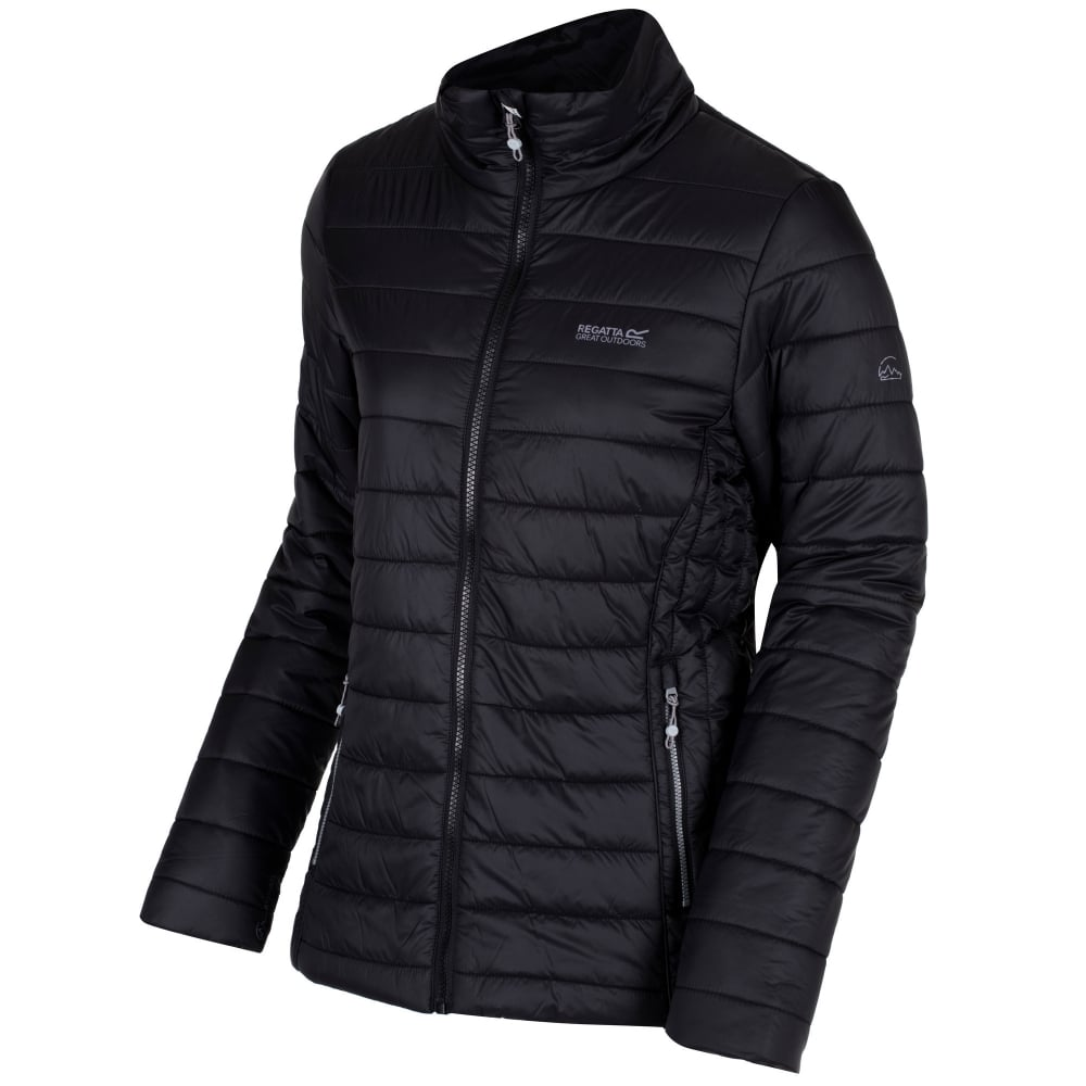 Regatta Ladies Icebound II Jacket Black - Ladies from Great ...