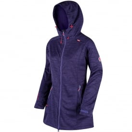 Ladies Lilywood Softshell Elderberry