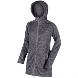 Ladies Lilywood Softshell Rock Grey