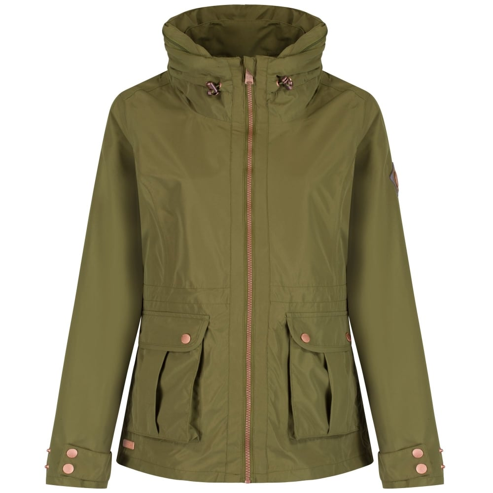 Regatta Ladies Nardia Jacket Utility Green - Ladies from Great ...
