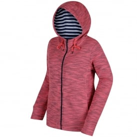 Ladies Orlenda Fleece Deco Rose